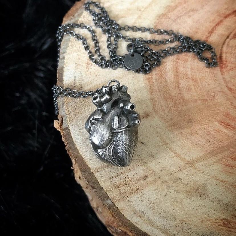 Colar Intuição (prata)