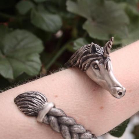 Bracelete Uni (prata)