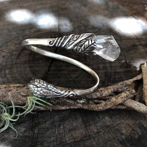 Bracelete Varinha Mágica (prata)