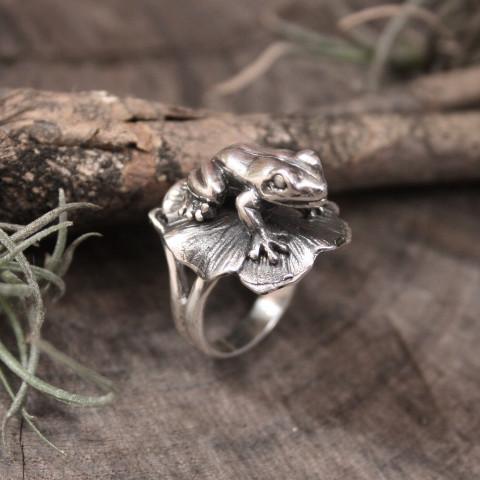 Anel Fábula (prata)