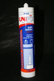 cola de rodapé Arquitech / Unifix Silicone Multiuso Acrilico 310gr (Base d' agua)