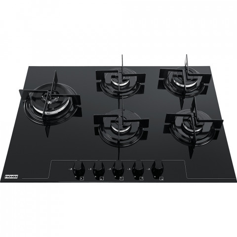 Cooktop Glass 5 Bocas FHG 755 LTC FC 750x520mm