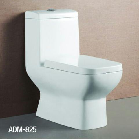 Bacia Monobloco ADM825 c/ Assento Incluso.