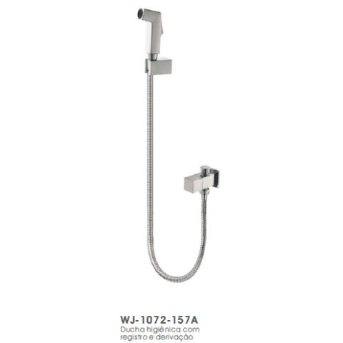Ducha Higiênica C/ registro e derivação Berlin WJ-1072-157A
