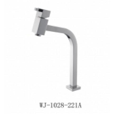 Misturador monocomando para lavatório bica alta WJ-1028-221A