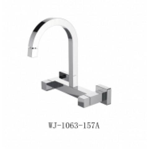 Misturador Para cozinha de parede bica móvel 1063-157A