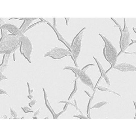 PAPEL DE PAREDE TEMPER 10X0.52M GALHOS GLITTER CINZA CLARO 104125