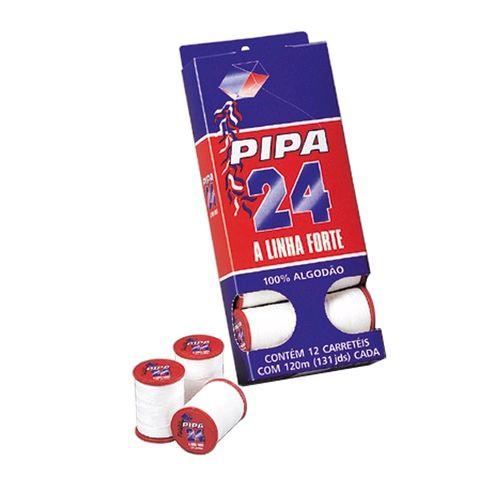 LINHA CORRENTE 0295 024 PIPA 12X120M