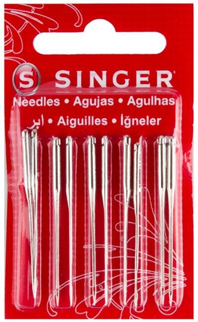 AGULHA SINGER DOMEST 2020 C/10