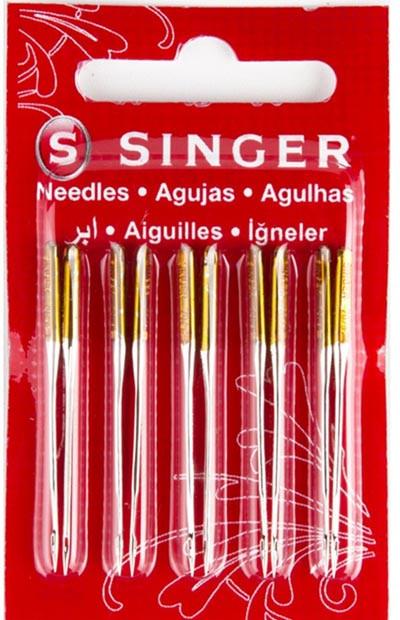 AGULHA SINGER DOMEST 2045 C/10
