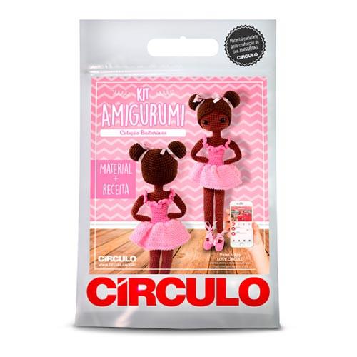 Apostila Circulo amigurumis | A Costureira Aviamentos | 500x500