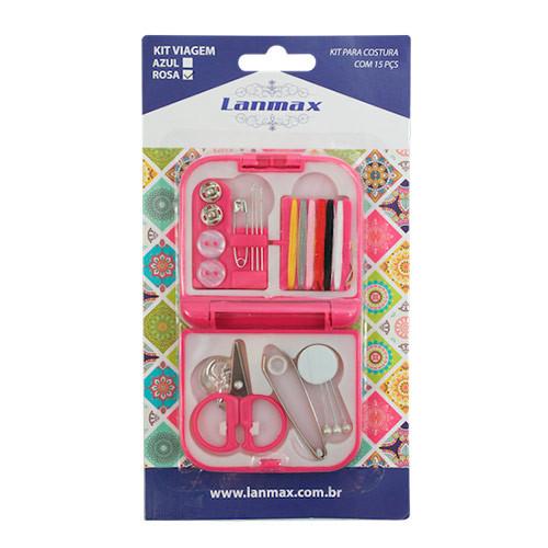 Kit Imp Lanmax Viagem Costura C/15