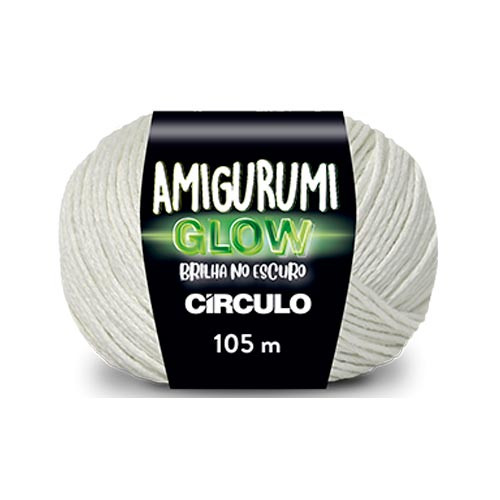 Linha Circulo Amigurumi Glow 105m