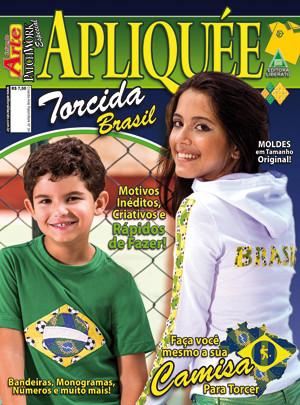 REVISTA LIBERATO ARTP34 PATCHWORK BRASIL