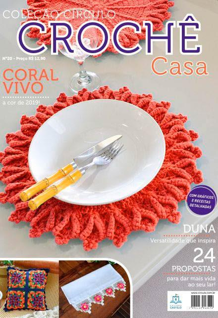 REVISTA CIRCULO CASA CROCHE N.20
