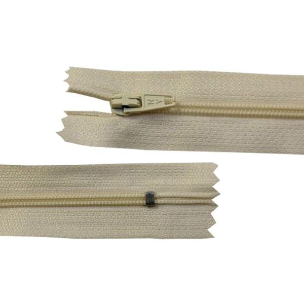 Ziper Imp Nylon Fixo Zc 20cm C/10