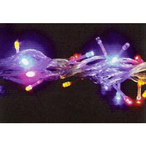 LAMPADA 1041 100L LED COLOR FT 127V 2F