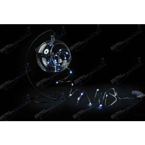 CORDAO 7001 50L LED BRANCA FMET 4,5V 5M