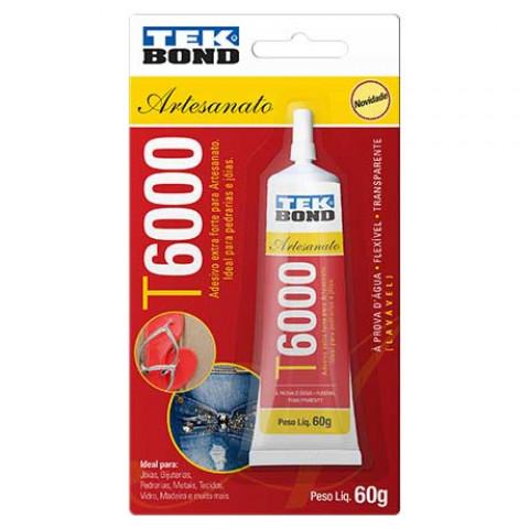 ADESIVO ATB P/ARTES.TEK BOND T6000 60G