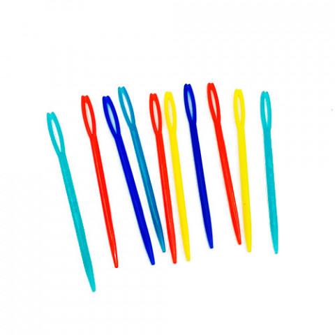 AGULHA TELANIPO PLASTICA N.16 GROSSAC/10