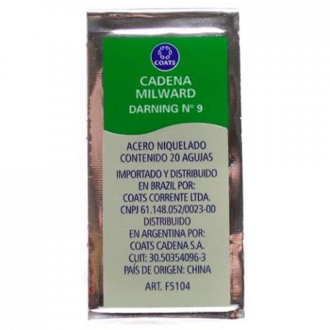 AGULHA MILWARD DARNING F510 09E C/20