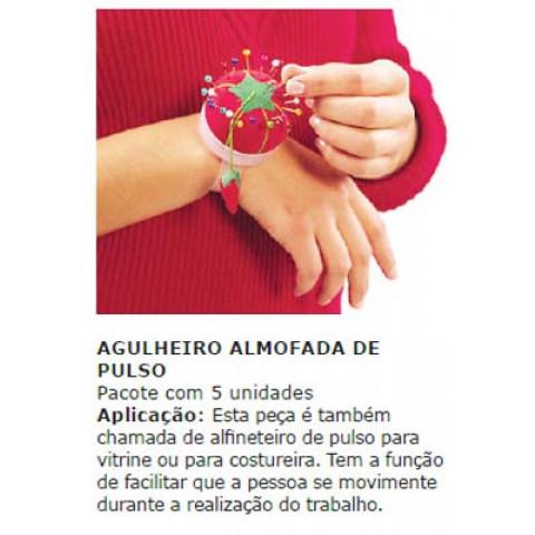 AGULHEIRO TELANIPO ALMOFADA PULSO C/5