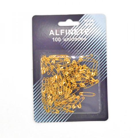 ALFINETE IMP TRADER SEG OURO N 00 C/100