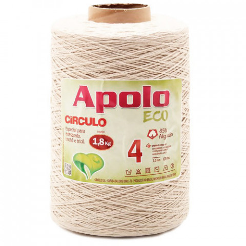 BARBANTE CIRCULO APOLO ECO4 1,8KG