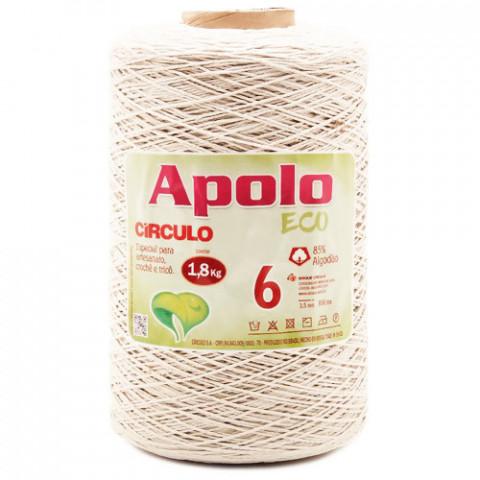 Barbante Circulo Apolo Eco6 1,8kg