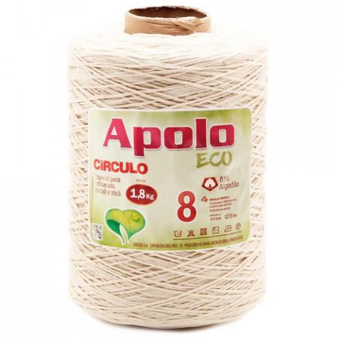 Barbante Circulo Apolo Eco8 1,8kg