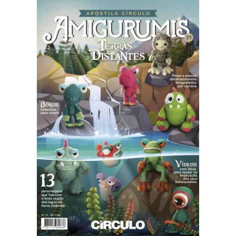 APOSTILA CIRCULO AMIGURUMIS 21 TERRAS D
