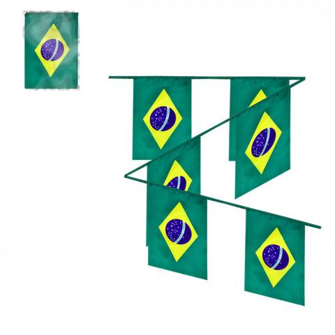 BANDEIROLA BRASIL PT4942 C/3,88M