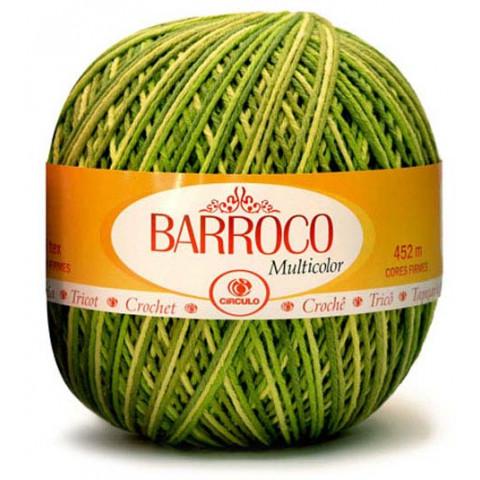 BARBANTE CIRCULO BARROCO MULT 452M