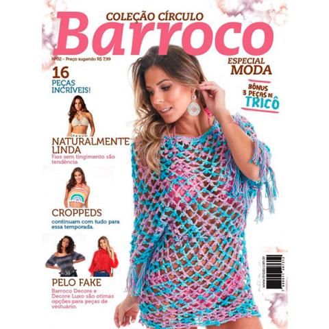 REVISTA CIRCULO BARROCO ESP MODA N.2