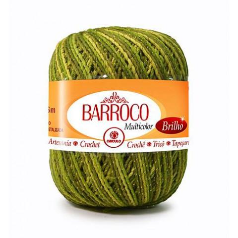 BARBANTE CIRCULO BARROCO MULT BRILHO216M