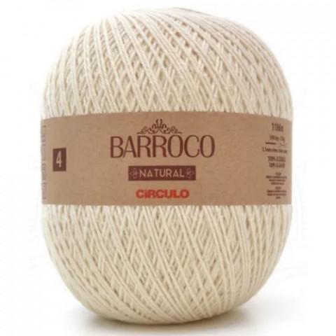 BARBANTE CIRCULO BARROCO NATUR 04 1186M