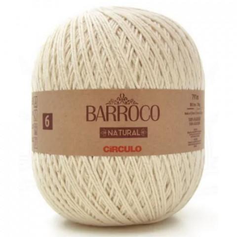 BARBANTE CIRCULO BARROCO NATUR 06 791M