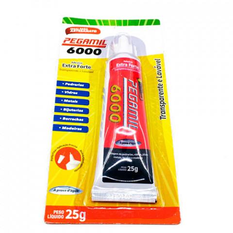 Cola Pegamil 6000 Ex.Forte 25g