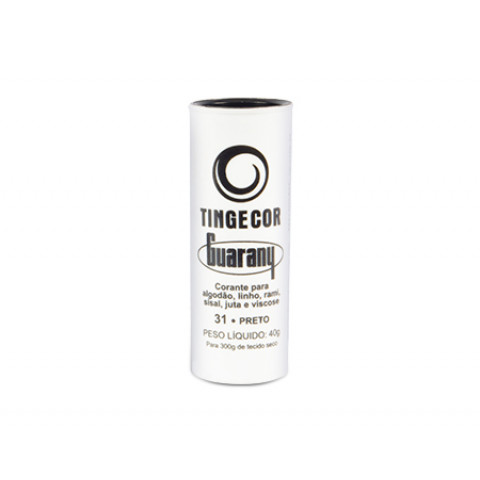 CORANTE GUARANY TINGECOR 6X40G