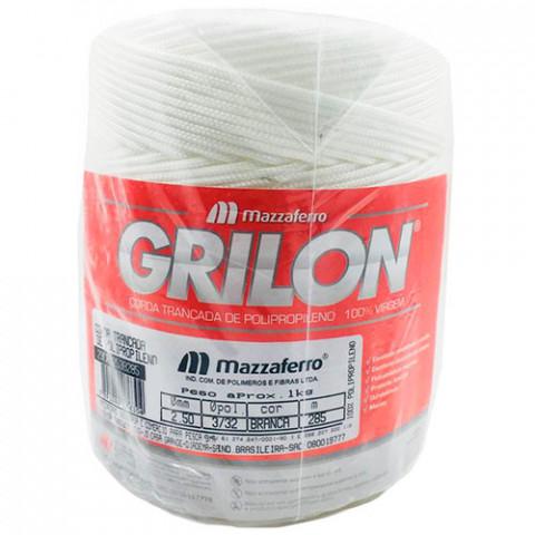 CORDA TRANCADA BCA GRILON PP 2,5 MM KG