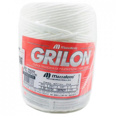 CORDA TRANCADA BCA GRILON PP 3,5 MM KG