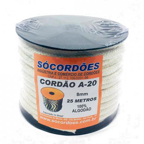CORDAO SOCORDOES A20 CRU C/25M