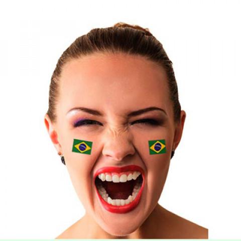 ETIQUETA FESTACHIC ADES.BRASIL C/10PARES