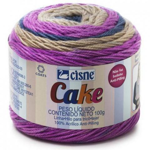 FIO CISNE CAKE 500G