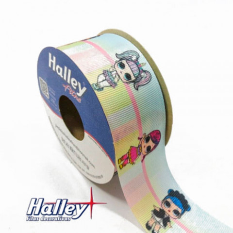 FITA HALLEY 6505 LOL GORG 38MM 9,14M