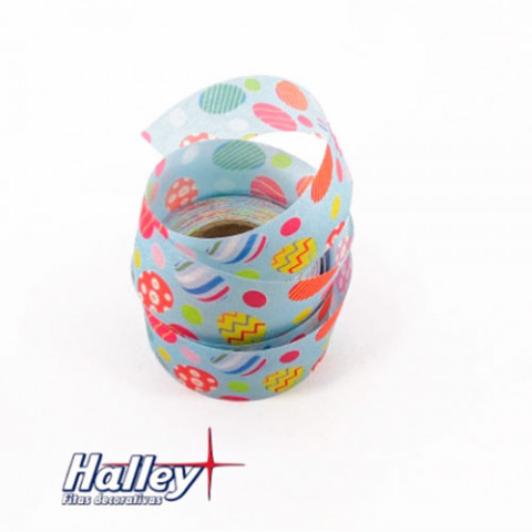 FITA HALLEY 6729 PASCOA TNT 40MM 9,75M