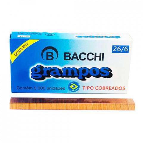 GRAMPO BACCHI 26/6 COBREADO C/5000