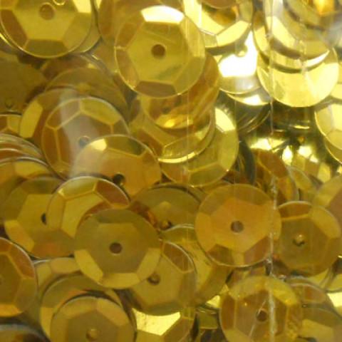 LANTEJOULA LANTECOR  8MM MET CUB C/1000