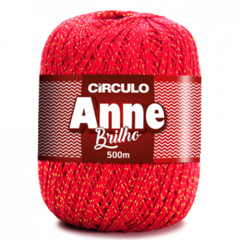 LINHA CIRCULO ANNE BRILHO C/500M