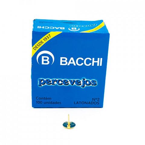 PERCEVEJO BACCHI N.2 LATONADO C/100
